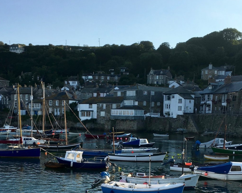 Selling and buying a house in Cornwall at the same time